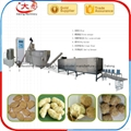 Automatic textured industrial Soya meat