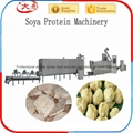 Automatic textured industrial Soya meat machine