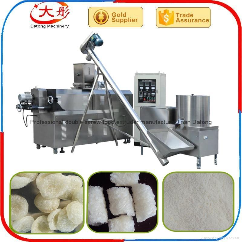 變性澱粉生產線 1