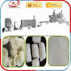 Extruded drilling starch /modified starch making machines line