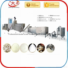 Danaturated starch/Modified starch making machine