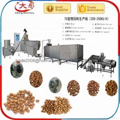 1000kg/h 寵物食品生產線