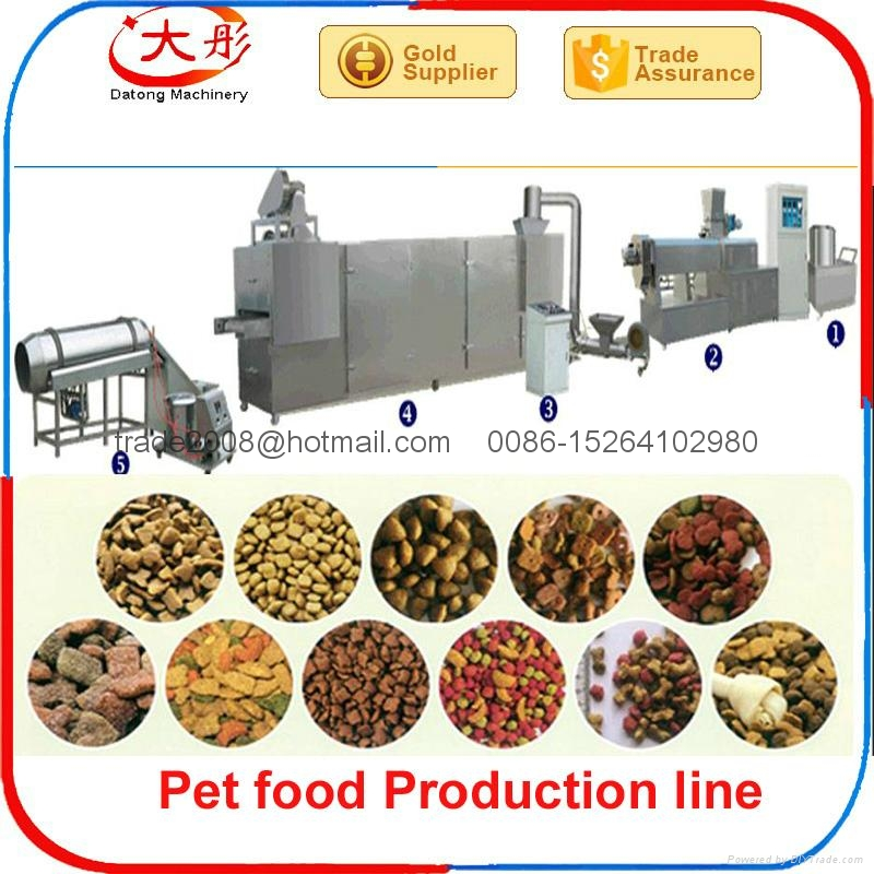 Mink  Fox food production line 1