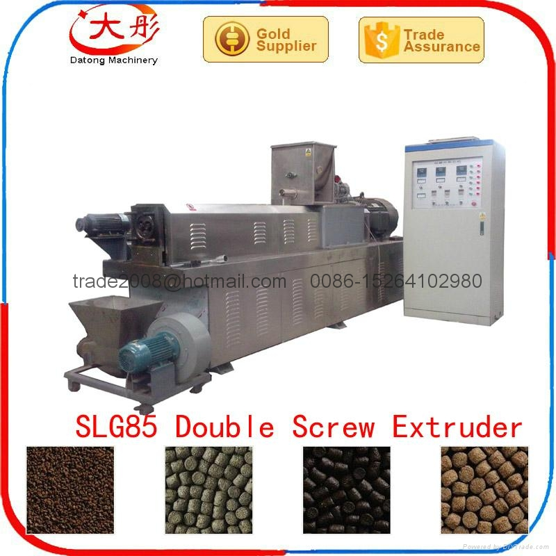 Floating Fish feed pellet extruder machine Good Quality Low Price Floating Fish  2