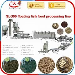 1000kg/h 鯰魚飼料加工設備