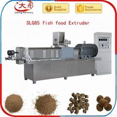 膨化鱼饲料加工设备