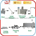 Fish food processing line 2