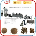 Catfish feed pellet extruder  fish