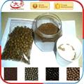 Floating fish food pellet extruder machine 5