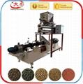 Pet food pellet processing machine 3