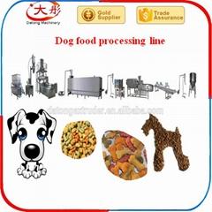 Pet food pellet processi