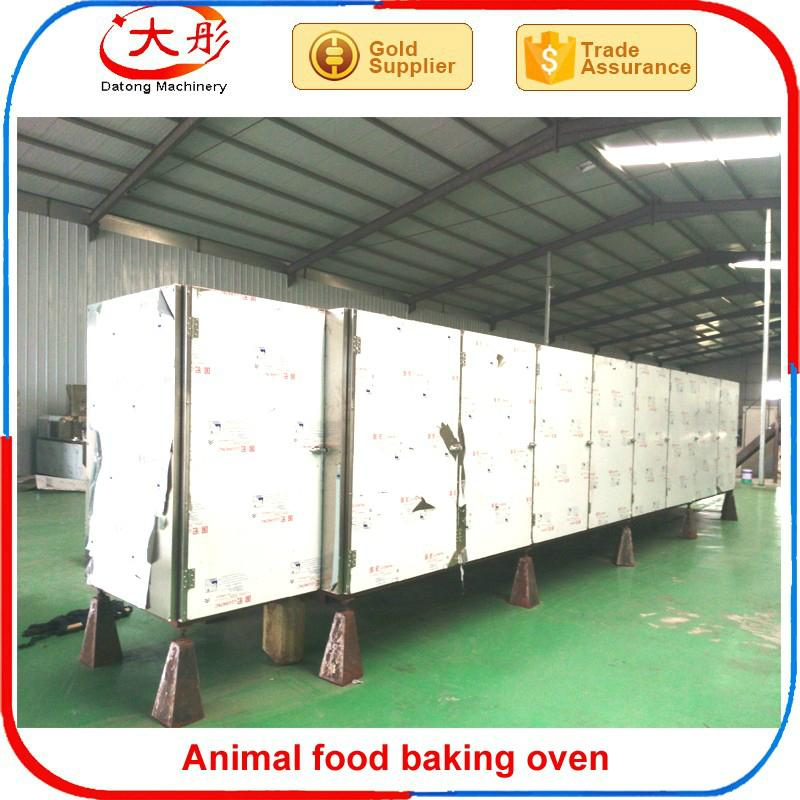 Pet food pellet processing machine 8