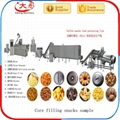 Core Filling Snack Food extruder Machine equipment 5