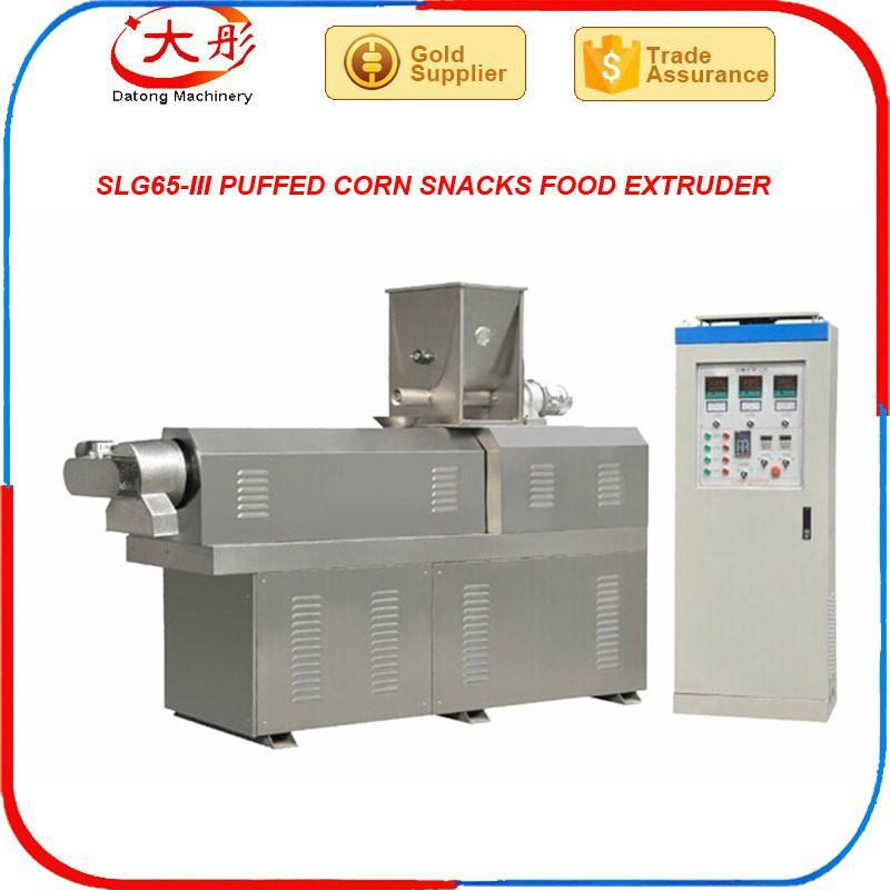 automatic snack bar extruder food machine snack machine food processing machine 3