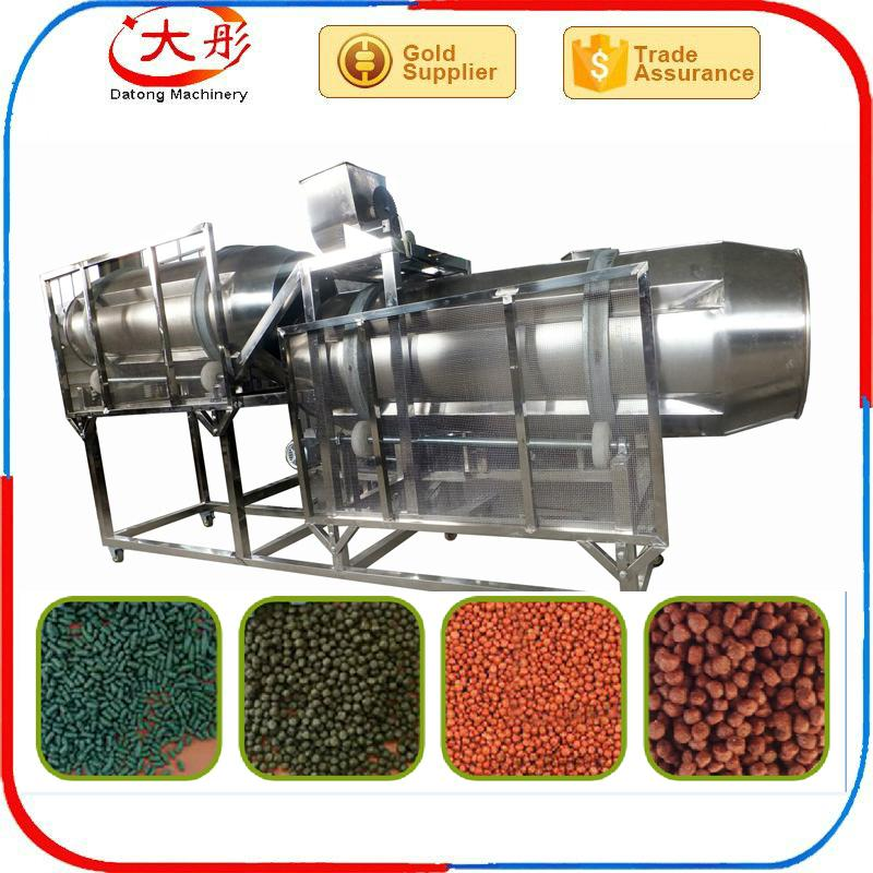 湿法膨化饲料加工设备 14