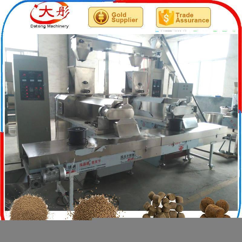 悬浮鱼饲料颗粒加工机械 10
