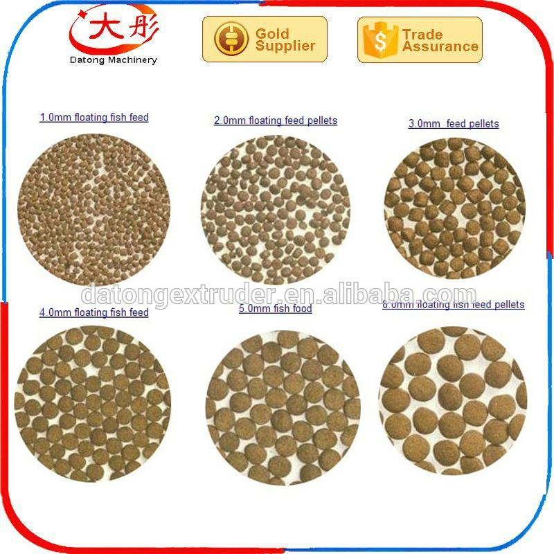 Floating Fish feed pellet extruder machine Good Quality Low Price Floating Fish  8