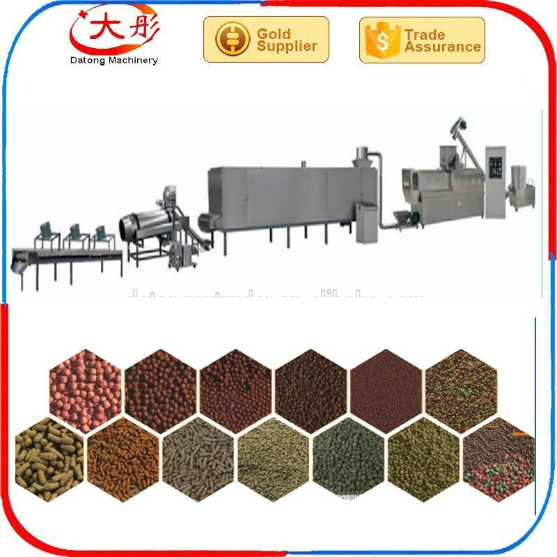 Floating Fish feed pellet extruder machine Good Quality Low Price Floating Fish  10
