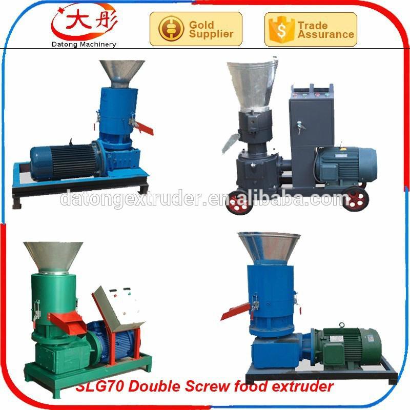 膨化饲料加工机械 7