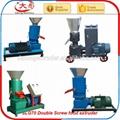 Dry Dog Food Pellet Making Machine Dry Pet Dog Food Extruder machine 7