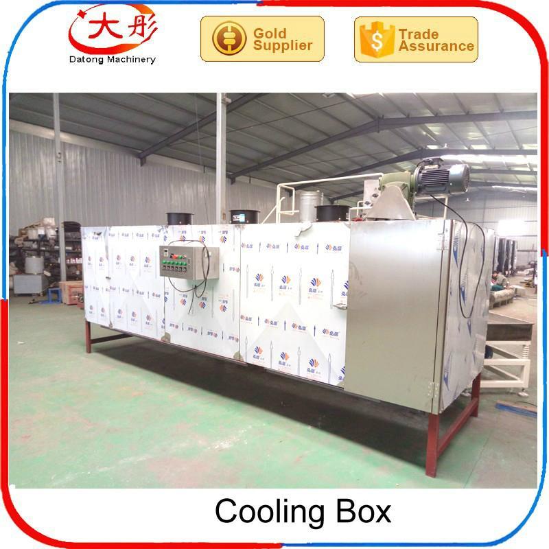 膨化饲料加工机械 10