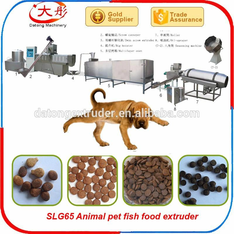 Pet food processing line 7