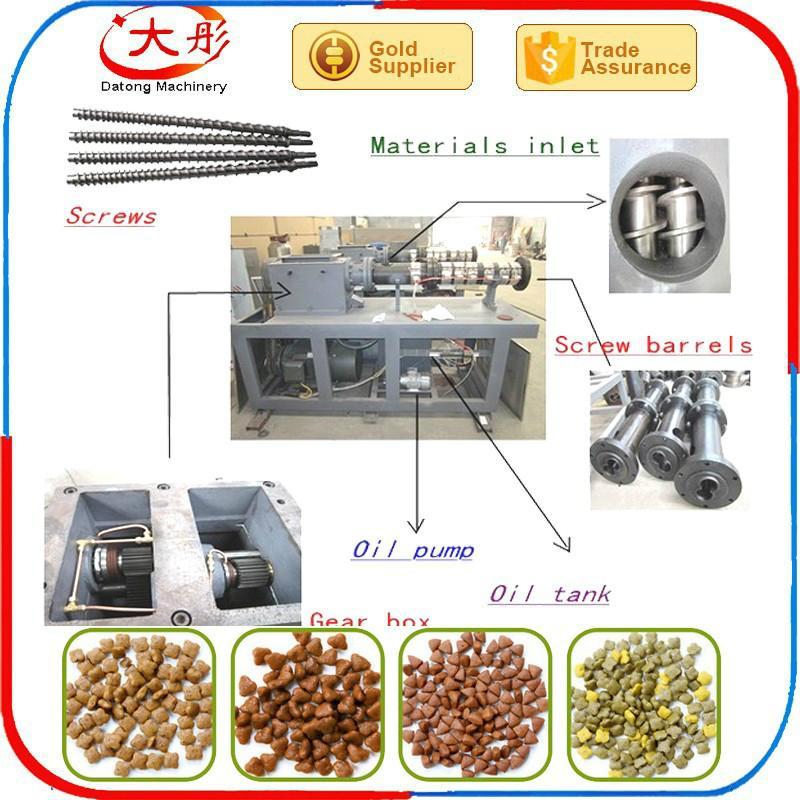 Pet food production line 9