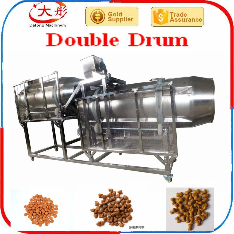 Dog food extruder machine/plant/processing line 8
