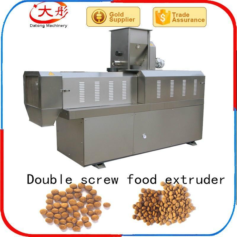 寵物食品生產線、狗糧生產設備、狗糧機 4