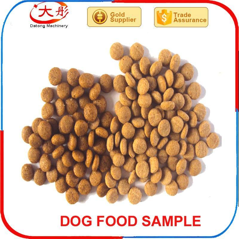 寵物食品生產線、狗糧生產設備、狗糧機 7