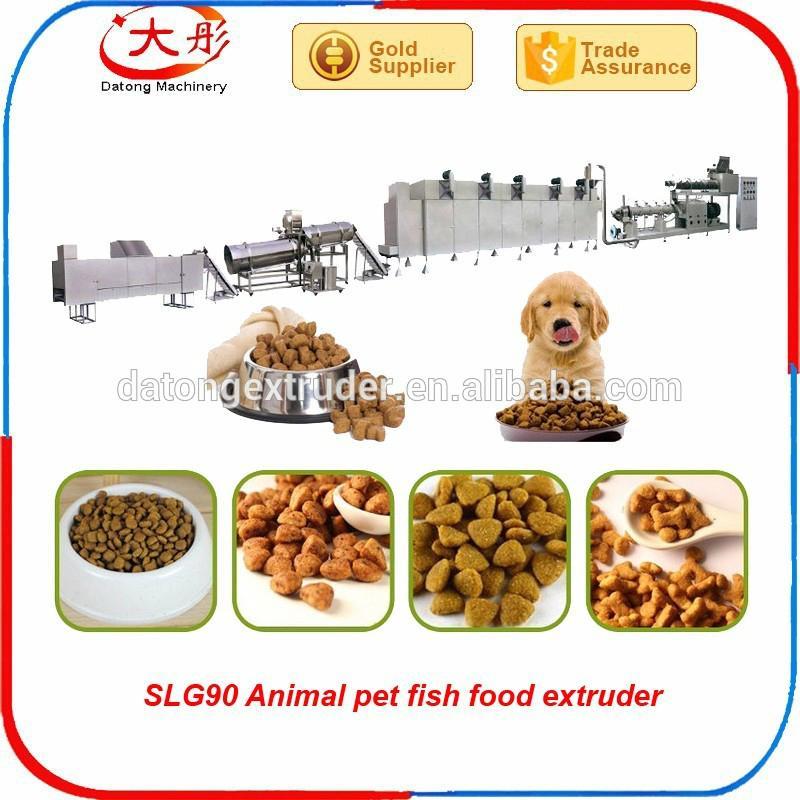 Dog food extruder machine 4