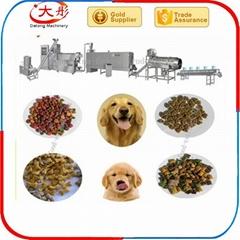 狗粮生产线、狗粮生产设备、狗粮加工机械