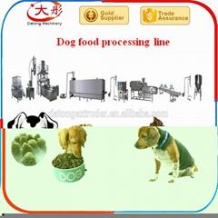 200kg/h 寵物食品生產線