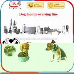 200kg/h Pet food pelleti