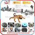 500kg/h 寵物食品生產線