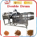 Full animal feed production line pet dog food machine with lowest price 4