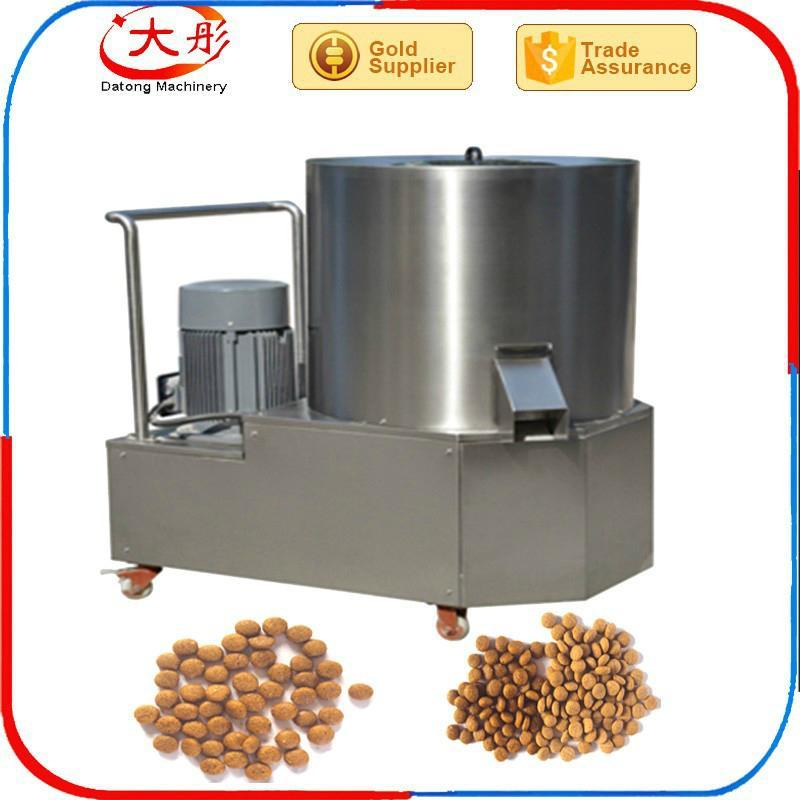 Dog feed making machine 6