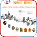 膨化玉米休闲食品生产设备