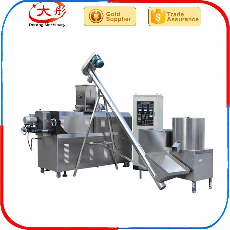 膨化玉米休闲食品生产设备 2