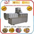 膨化玉米休闲食品生产设备 3