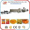 膨化玉米捲曲食品加工設備 4