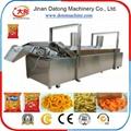 膨化玉米捲曲食品加工設備 5