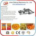 膨化玉米捲曲食品加工設備 6