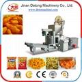 膨化玉米卷曲食品加工设备 9