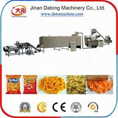 奇多/粟米条食品生产线价格 厂家