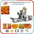 Kurkure  cheetos niknak corn curl making machine