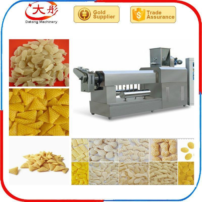 沙拉条、面食薯条膨化机 1