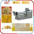 Bugles crispy food processing machine /Bugles food snacks machine /Fried Flour 6