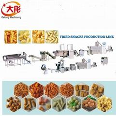 鍋巴食品生產線