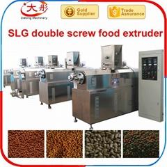 SLG70 双螺杆膨化机